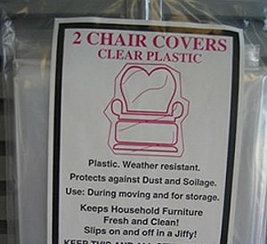 2 Chair Covers