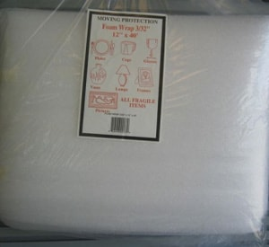 Polyfoam Package